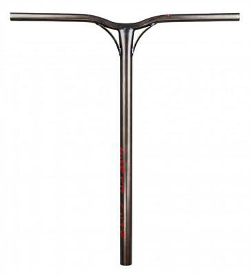 66cm X 60cm Addict Shredder MKII IHC HIC OVERSIZE Chromoly Steel Pro Scooter Bar • 60£