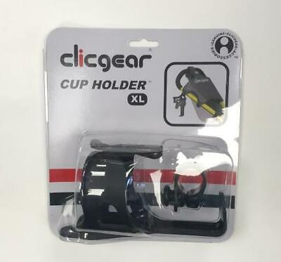 $19.49 • Buy New Clicgear XL Cup Holder Fits All Clicgear & Rovic IN STOCK Free Ship Same Day