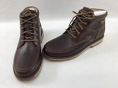 £51.30 • Buy Rockport Century Panel Toe Boot [CG7467]Brown Leather Size 13M  K350/