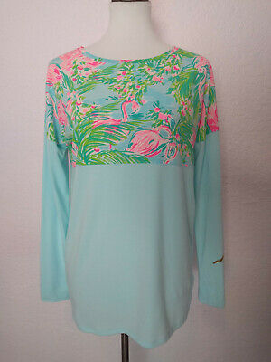 $65 • Buy Lilly Pulitzer Finn Top Multi Floridita Size Small NWT
