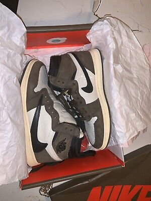 $202.50 • Buy Travis Scott Jordan 1 High Size 7