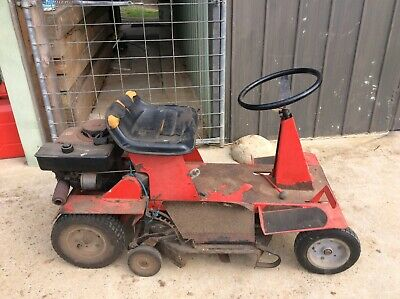 AU100 • Buy Ride On Lawn Mower