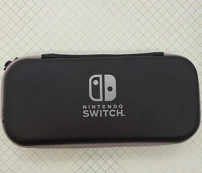 $13.98 • Buy Nintendo Switch Zippered Case-Case Only-Pre-Owned NEW Condition~Free Ship!!