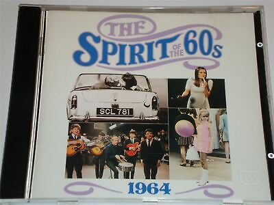 Time Life Music Spirit Of The 60's Greatest Hits Of 1964 - TL53104 CD Album • 9.99£