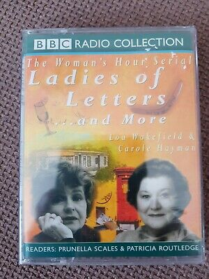 The Ladies Of Letters ... And More BBC Radio Collection Cassettes New & Sealed • 0.99£