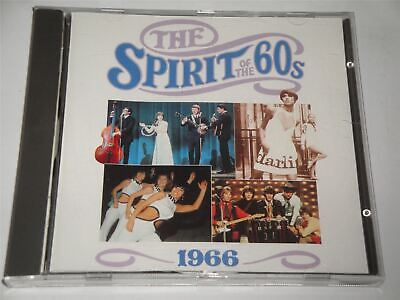 Time Life Music Presents Spirit Of The 60's Greatest Hits Of 1966 - TL53104 CD  • 8.99£