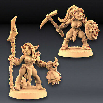 AU25.73 • Buy Sparksoot Goblins Miniature Dungeons And Dragons RPGs Role Playing Warhammer