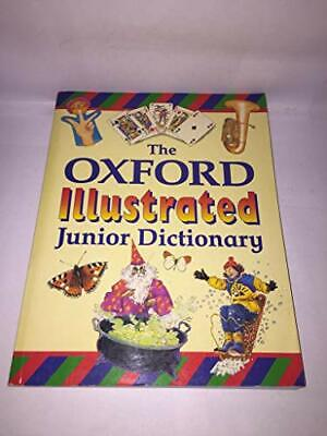 The Oxford Illustrated Junior Dictionary Paperback Book The Cheap Fast Free Post • 5.99£