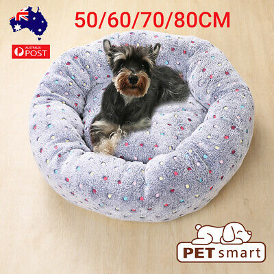 AU20 • Buy CW096 Pet/Cat/Dog/Puppy Bed Comfort Cushion Soft Mattress Mat Warm Deluxe