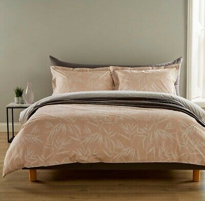 Christy Bamboo Double Bed Duvet Set 100% Cotton 200 Thread Count • 50£