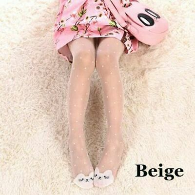 £6.46 • Buy Tights Children's Sheer Stockings For Girls Kids Baby Pantyhose Characters