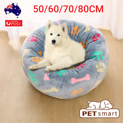 AU22.99 • Buy CW095 Pet/Cat/Dog/Puppy Bed Comfort Cushion Soft Mattress Mat Warm Deluxe