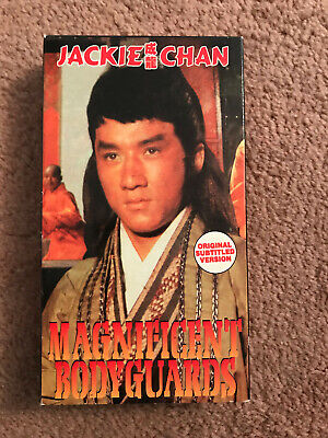 $ CDN7.50 • Buy MAGNIFICENT BODYGUARDS RESEALED VHS ORIGINAL VERSION W/ENGLISH SUBS JACKIE CHAN
