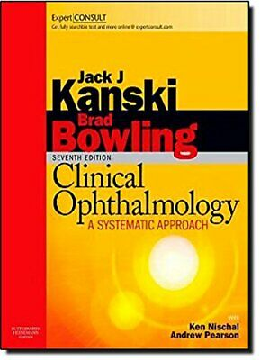Clinical Ophthalmology: A Systematic Ap... By Jack J. Kanski Mixed Media Product • 101.99£