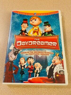 $199.44 • Buy Rankin Bass Selection 'The Daydreamer' DVD Animation Classic Sealed New OOP