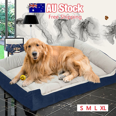 AU28.99 • Buy CW097/098 Pet/Cat/Dog/Puppy Bed Comfort Cushion Soft Mattress Mat Warm Deluxe