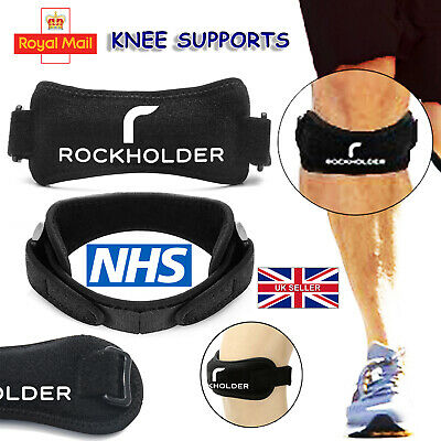 Adjustable Knee Pain Support Strap Patella Belt Tendon Runners Band Brace NHS UK • 3.29£