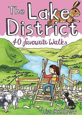 The Lake District 40 Favourite Walks • 6.33£