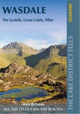 Cicerone - Walking The Lake District Fells: Wasdale • 10.72£