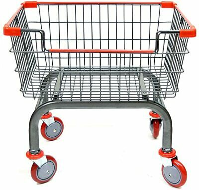 $105.99 • Buy Commercial Laundry Cart Heavy Duty Wheels Rolling Cart Without Pole Rack