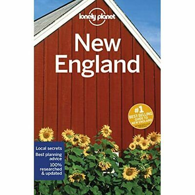 £13.11 • Buy Lonely Planet New England (Travel Guide) - Paperback / Softback NEW Planet, Lone