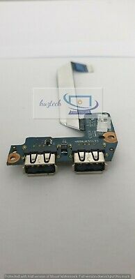 £3.99 • Buy Toshiba NB500 Laptop (Netbook) USB Board & Ribbon Cable. Tested And Working