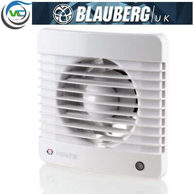 £22.88 • Buy Silent A Extractor Fan, Low Energy - Bathroom, Wet Room & Shower + Timer 4  & 6