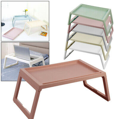 Laptop Lap Tray Portable Folding Desk Computer Table Sofa Notebook Breakfast Bed • 9.99£