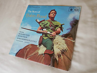 Original Soundtrack - The Story Of Robin Hood - MFP 1285 • 7.99£