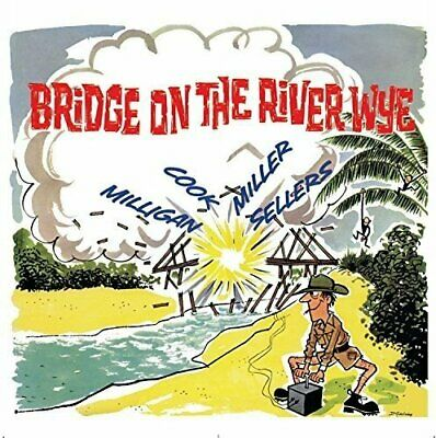 Spike Milligan - Bridge On The River Wye - Spike Milligan CD BYVG The Cheap Fast • 3.72£