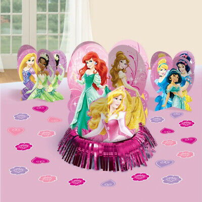 DISNEY PRINCESS Table Decorating Kit Party Decorations Birthday Disney • 1.96£