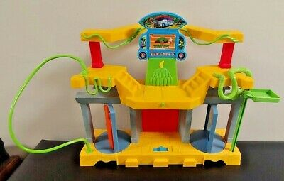 $23.74 • Buy Paw Patrol Jungle Rescue Monkey Temple Play Set Toy Electronic Works / Tested