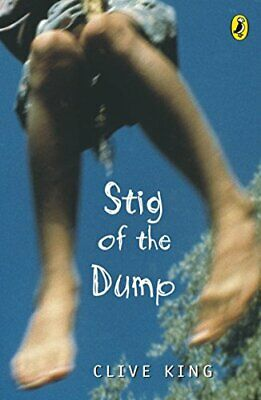 Stig Of The Dump (A Puffin Book) By King, Clive Book The Cheap Fast Free Post • 9.99£
