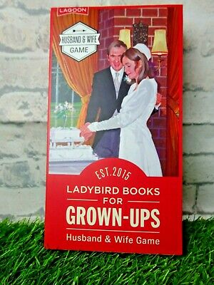 Ladybird Books For Grown Ups - Husband & Wife Game • 4.99£