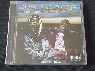 2Pac And Biggie - The Best To Ever Do It (NEW SEALED CD 2016) + FREE RAP CD • 9.99£