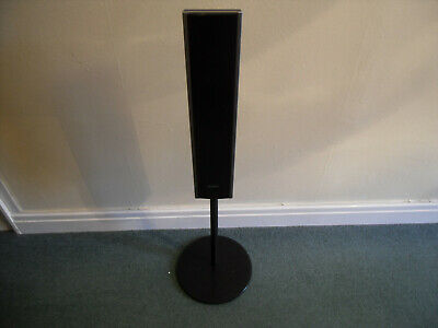 SONY SS-TS82 Front Tower Floor Speaker+STAND (250W, 3 Ohms).5.1 SURROUND SOUND • 49.99£
