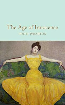 The Age Of Innocence (Macmillan Collector's Library) New Hardcover Book • 9.59£