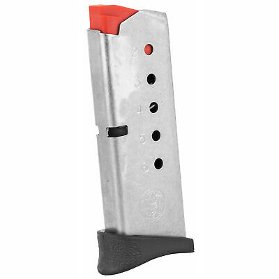 $28.95 • Buy Smith & Wesson M&P Bodyguard Magazine .380 ACP 6 Rounds Stainless Steel 19930