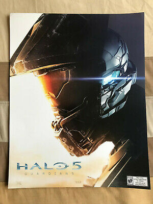 £14.62 • Buy Halo 5 Guardians Official Promotional Poster