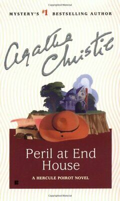 Peril At End House (Hercule Poirot Mysteries) By Christie, Agatha Paperback The • 8.49£
