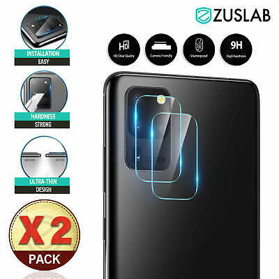 AU7.95 • Buy For Samsung Galaxy S20 Plus Ultra Camera Lens Tempered Glass Screen Protector