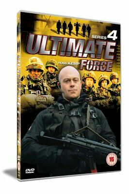 Ultimate Force: Series 4 [DVD] • 9.06£