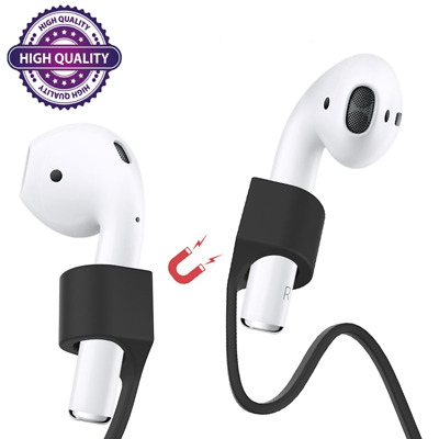 $ CDN4.61 • Buy Earbuds Magnetic Anti-Lost Neck Strap String Rope Connector For Apple Airpods