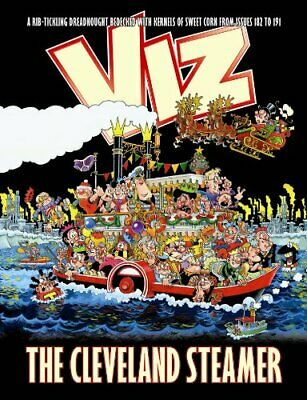 £2.69 • Buy The Cleveland Steamer: Viz Annual 2012 (Annuals 2012) By Viz Book The Cheap Fast