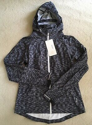 $ CDN249.99 • Buy Lululemon Go The Distance Jacket Dramatic Static Black 8
