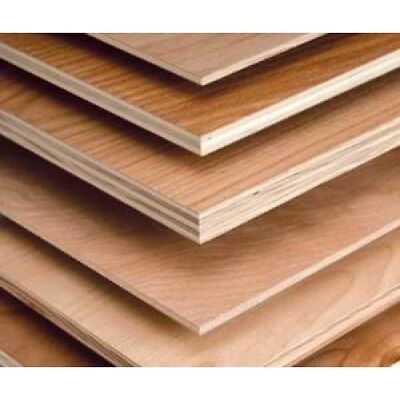 2440x1200x5.5mm Hardwood Faced Plywood BB/CC Structural WBP • 12.66£