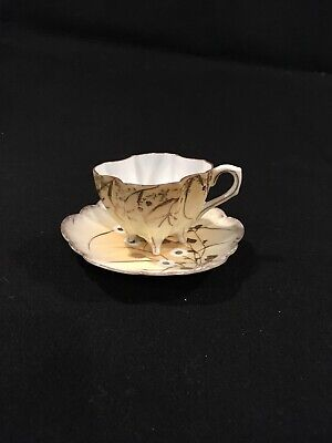 $8 • Buy Demitasse Cup And Saucer Japan