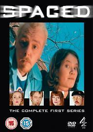 Spaced - Series 1 (DVD, 2006) Comedy Simon Pegg Nick Frost FREE P&P • 1.99£