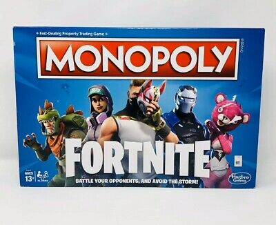$15.97 • Buy Monopoly Fortnite Edition Board Game