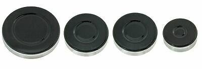 Gas Hob Burner & Flame Cap Fits BAUMATIC Oven Cooker Large Medium Small Crown • 14.99£